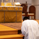 Traditional Latin Mass June 2020 photo album thumbnail 8