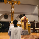 Traditional Latin Mass June 2020 photo album thumbnail 9
